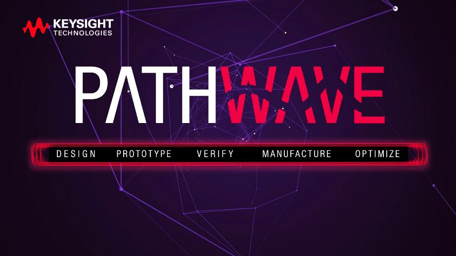 업계 최초 시뮬레이션과 설계, 테스트 워크플로우를 통합한 SW 플랫폼 'PathWave'